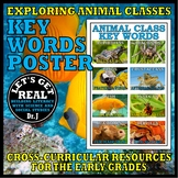 AMAZING ANIMAL CLASSES Introductory Poster