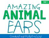 Amazing Animal Ears