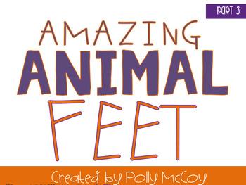 Amazing Animal Feet