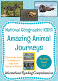 Amazing Animal Journeys - National Geographic Kids!