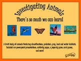 Amazing Animals! A Science Resource