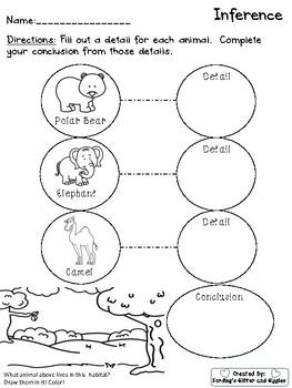 Amazing Animals- Aligned with Journeys Lesson 22! NO PREP!!!!