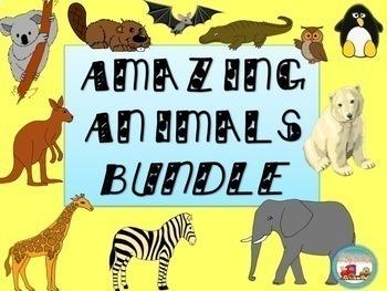 Animals Growing Bundle
