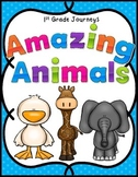 Amazing Animals Journeys 1st Grade