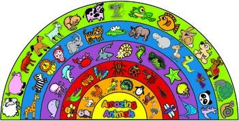 Amazing Animals Learning arc