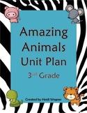 Amazing Animals Unit Plan