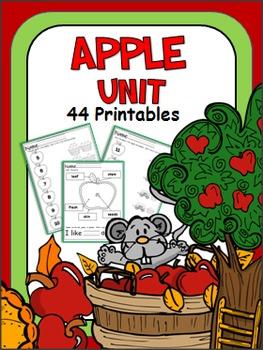 Apple Unit (50 Pages)