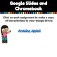 Amazing Apples (CVC Words)-A Digital ELA Center (Compatible with Google Apps)