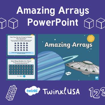 Amazing Arrays PowerPoint