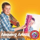 Amazing Artists Gr. 6-8