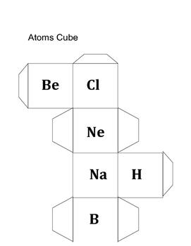Amazing Atom Cube