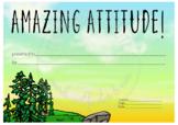 Amazing Attitude!