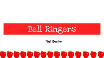 Amazing Bell Ringers!!