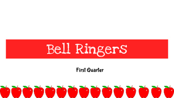 Amazing Bell Ringers!!