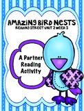 Amazing Bird Nests Reading Street 3rd Grade Unit 2 centers