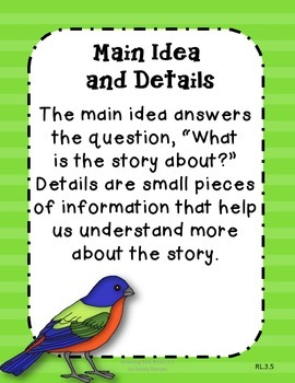 Amazing Bird Nests Reading Street 3rd Grade Resource Pack Unit 2 Story 5
