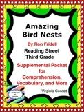 Amazing Bird Nests---Supplemental Packet--Third Grade Read
