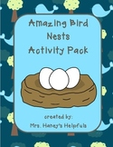 Amazing Bird Nests by Ron Fridell