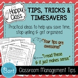 Amazing Classroom Management Tips- Part 2!