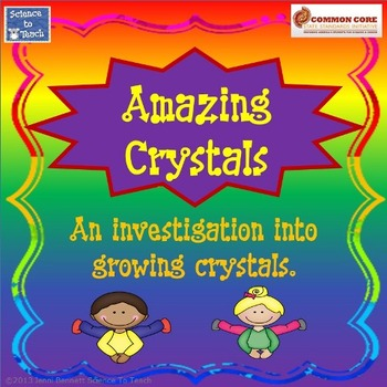 Amazing Crystals - A Year 6 Investigation