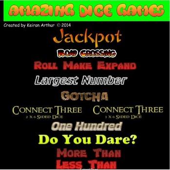 Amazing Dice Games