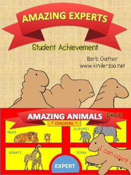 Amazing Experts--zoo theme and editable