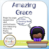 Amazing Grace by Mary Hoffman Book Study