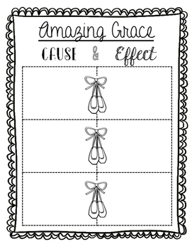 Amazing Grace Cause and Effect