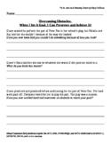 Amazing Grace Lesson Sheet - Includes Goal-Setting Theme