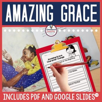 Amazing Grace Book Companion