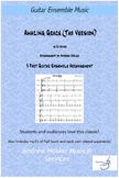 Amazing Grace for Guitar Ensemble (Tablature Edition)