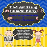 Amazing Human Body Student Information Booklet & Assessment
