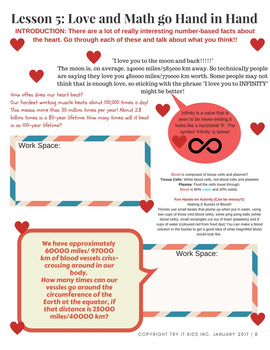 Amazing Learning Resource about the Heart - Lesson and Worksheet Package