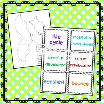 Amazing Life-Cycle of a Little Brown Bat: Beginning Reader and Paper Craft