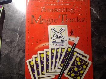 Amazing Magic Tricks by Usborne Activities
