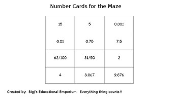 Amazing Math