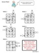 Amazing Math Mazes - Level B Set 1
