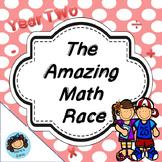 Amazing Math Race- Year 2