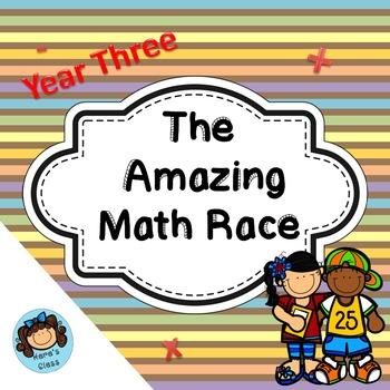 Amazing Math Race Year 3