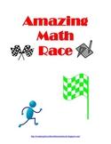 Amazing Math Race