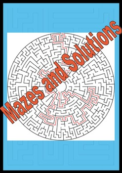 Winter Amazing Mazes