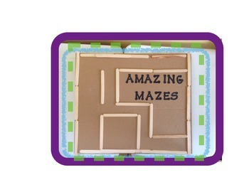 Amazing Mazes( lesson sample photo)