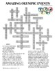 Amazing Olympic Events ( Summer and Winter ) Crossword Puzzle