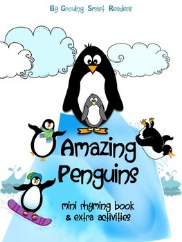 Penguins Poem and Book