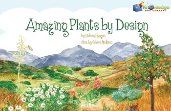 Amazing Plants by Design - Book & Mini-Lapbook Package