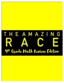 Amazing Race: 4th Grade Math Review Edition