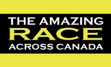 Amazing Race Across Canada Reading Challenge