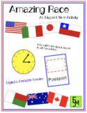 Amazing Race, An Elapsed Time Activity