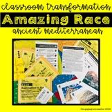 Amazing Race: Ancient Mediterranean Edition