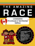 Amazing Race Canada - Social Studies Inquiry Project